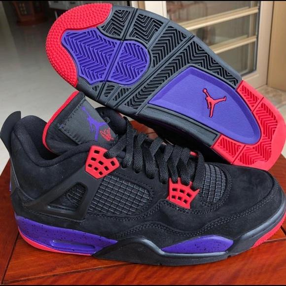 Jordan Shoes | Jordan 4 Raptors | Poshmark